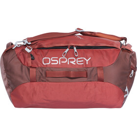 Osprey Transporter 40 Duffel Bag ruffian red